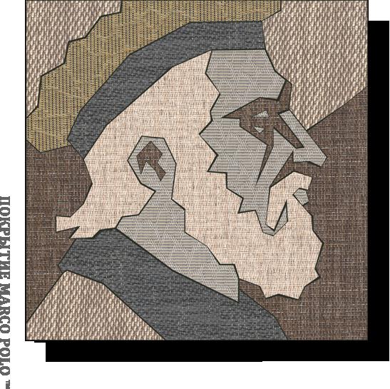 Плетёное виниловое покрытие Marco Polo коллаж